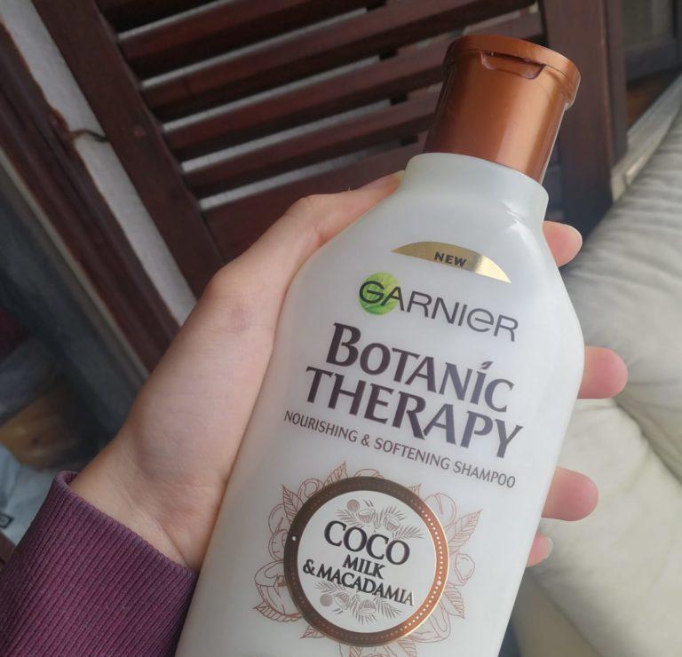 Garnier Botanic Therapy Å¡ampon recenzija
