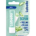labello lip scrub